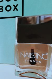 NAILSINC Kensington 45 seconds